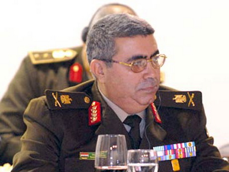 Major General Tarek el-Mahdy